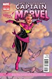 Captain Marvel #5 1st Print Variant Susan g. Komen Breast Cancer Awareness