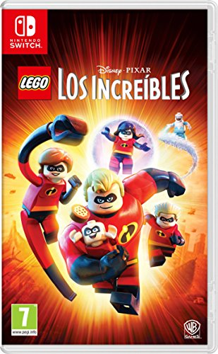 The Incredibles Lego [nintendo_switch]