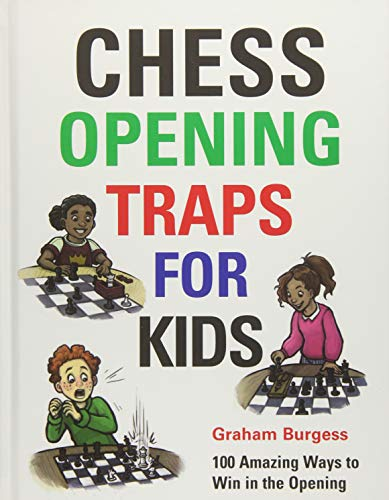 Chess Opening Traps for Kids PDF Books