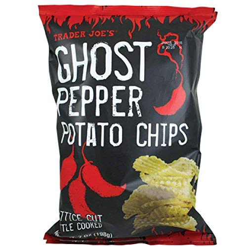 Best ghost pepper chips