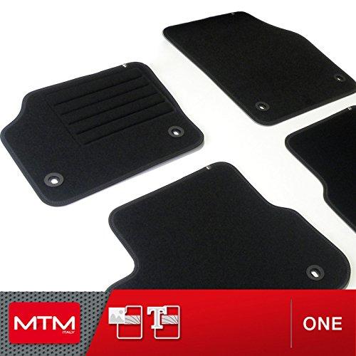 Passform Element EXP.NLC.28.17.B13 Alfombrilla Antideslizante para Maletero de Coche Land Rover Discovery Sport I L550 2014-2020 INADAPTIV Color Negro