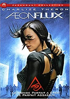 Aeon Flux by Charlize Theron