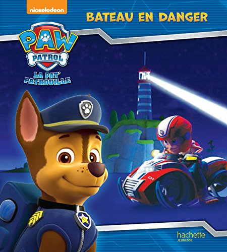 Paw Patrol - La Pat Patrouille / Bateau en danger