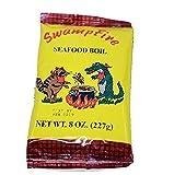 Swamp Fire Crab, Crawfish and Shrimp Complete Cajun Seafood Boil, 8 Ounce Bag
