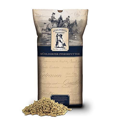 Mühldorfer multivital, 25 kg, aanvullende voeding met belangrijke vitaminen, mineralen en sporenelementen, aanvullende voeding voor paarden en pony's