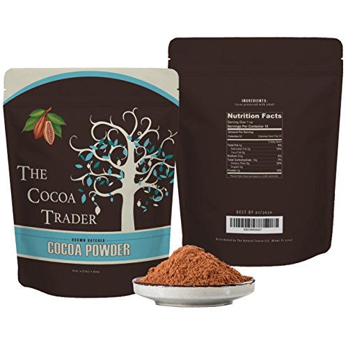 Dutch Processed Brown Cocoa Powder - The Cocoa Trader