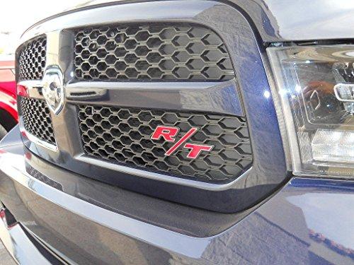 Dodge Ram 1500 R/T Front honeycomb grille badge emblem nameplate NEW OEM MOPAR