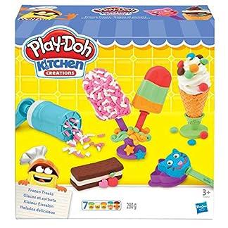 Hasbro Play-Doh E0042EU4 - Kleiner Eissalon Knete, für fantasievolles und kreatives Spielen 2