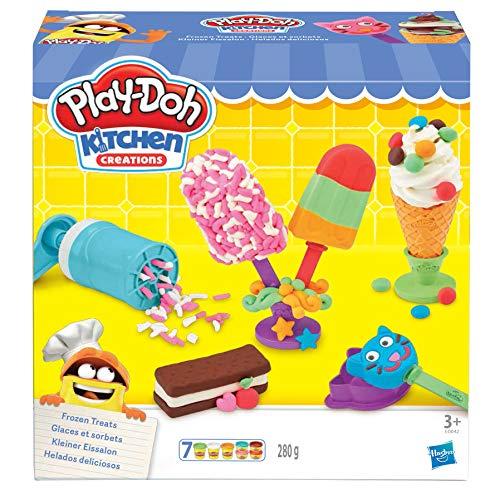 Play-Doh- Delicious Ice Cream (Hasbro E0042EU4)