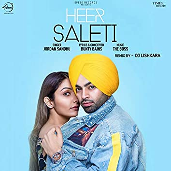 Heer Saleti (Remix) - Single