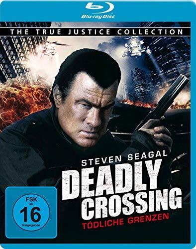 Deadly Crossing - Tödliche Grenzen [Blu-ray]