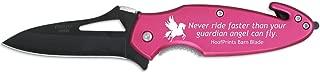 Barn Blade Pink Knife for Horsewomen