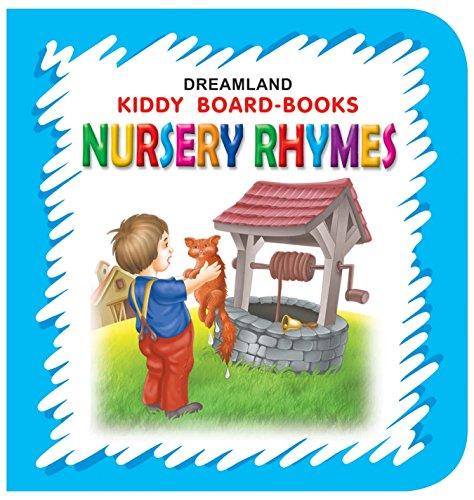 Kiddy Board Book - Nursery Rhymes (English Edition)