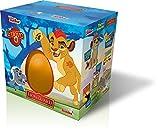 Uovo di Pasqua con bellissime sorprese Tante sorprese all'interno, tutte da scoprire Troverai un peluche, un personaggio, un dvd, un fumetto ed un coupon