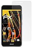 atFolix Panzerfolie kompatibel mit Asus ZenFone 3 Max ZC520TL Schutzfolie, entspiegelnde & stoßdämpfende FX Folie (3X)