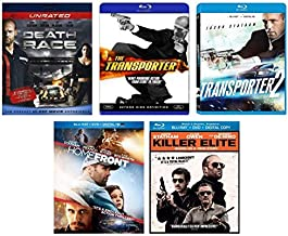 Ultimate Jason Statham 5-Film Blu-ray Collection: The Transporter / The Transporter 2 / Killer Elite / Homefront / Death Race[Bluray]
