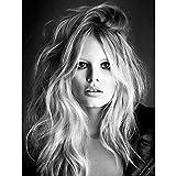 yiyiyaya Brigitte Bardot Französisch Mode Poster Leinwand