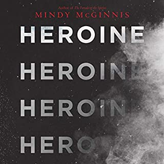 Heroine audiobook cover art
