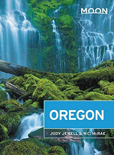 Moon Oregon (Travel Guide)
