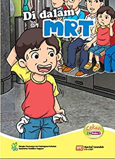 Malay Language Small Reader 2A Book 2 for Primary Schools (MLPS) (Cekap)
