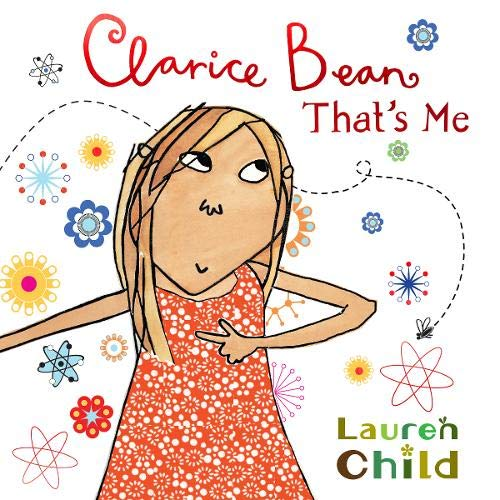 Clarice Bean, That's Me  By  cover art