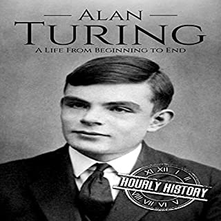 Alan Turing cover art