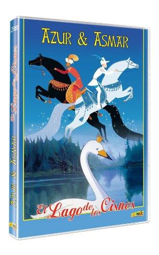 Azur & Asmar + El lago de los cisnes DVD