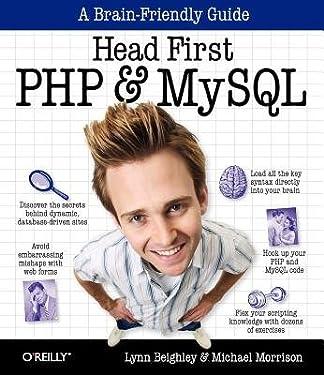 Head First PHP & MySQL[HEAD 1ST PHP & MYSQL][Paperback]