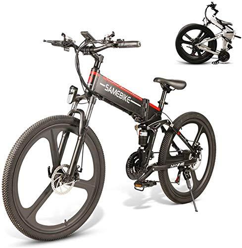 Bici electrica, Bicicleta de montaña eléctrica for adultos de 26