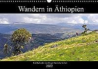Wandern in Aethiopien (Wandkalender 2022 DIN A3 quer): Fotowanderung durch das Semien Gebirge im Norden Aethiopiens. (Monatskalender, 14 Seiten )
