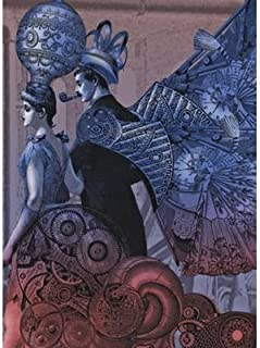 [(Steampunk Notebook)] [ Created by Dover Publications Inc ] [September, 2012]