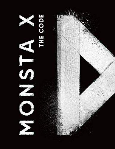 MONSTA X - The Code [PROTOCOL TERMINAL ver.] CD+2Photocards+Folded Poster+Extra Photocard Set