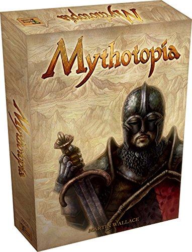 Unbekannt MYTH01 Treefrog 195167 - Mythotopia, Brettspiel