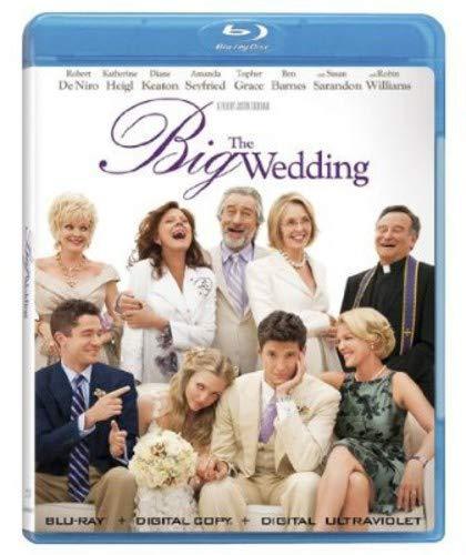 The Big Wedding [Blu-ray + Digital]