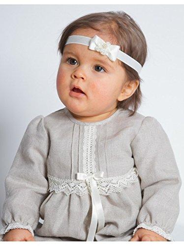 Grace of Sweden - Costume de baptême - Bébé (garçon) 0 à 24 mois blanc blanc 68/74, 6-11 months, chest 19,5 in.