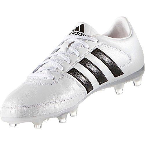 adidas adidas Herren Gloro 16.1 FG Fußballschuhe, Weiß (Ftwr White/Core Black/Matte Silver), 36 EU