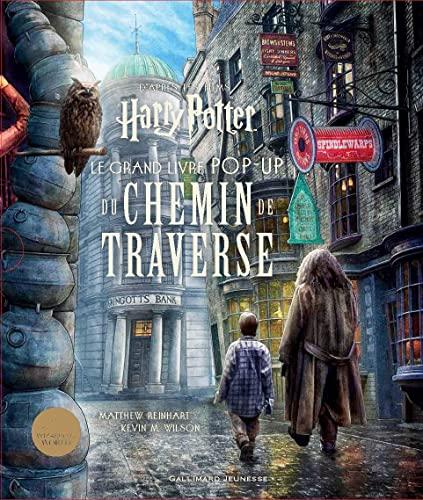 Harry Potter:Le grand livre pop-up du Chemin de Traverse