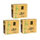 Zed Black Premium Chandan Dhoop with Stand Incense Stick - Pack of 3