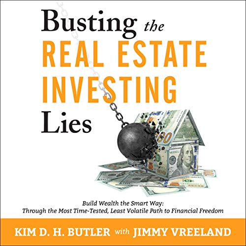 Busting the Real Estate Investing Lies audiobook cover art
