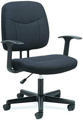 Fabulous Amazon Com Ofm Essentials Collection Armless Leather Desk Alphanode Cool Chair Designs And Ideas Alphanodeonline