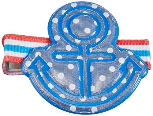 パパジーノ Angels ribbon エンジェルズリボン リフレクタークリップ マリン AR-REF008