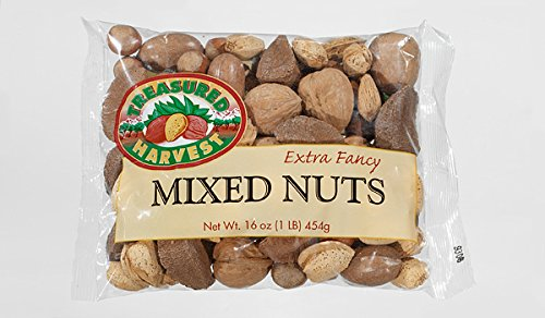 In Shell Deluxe Mixed Nuts - 24/16 oz. Bags