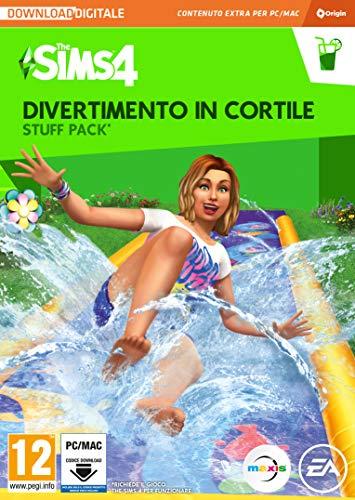 The Sims 4 Divertimento in Cortile | Codice Origin per PC