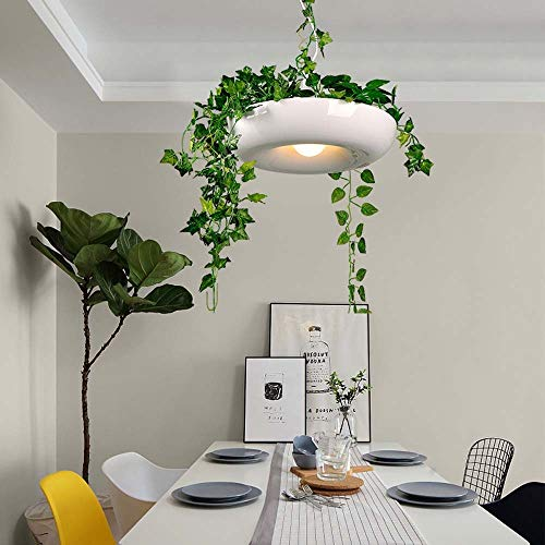 Binnen Nordic lucht bloempot kroonluchter studie creatieve persoonlijkheid bar plant potplanten babylon restaurant cafe kroonluchter LED * 1 * 6 Watt