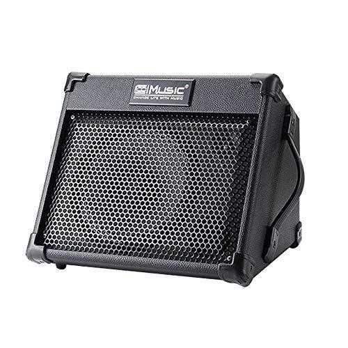 pedkit Amplificatore BT, Amplificatore BT per Uso Domestico Altoparlante Esterno Amplificatore per Chitarra da Strada...