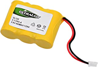 Radio Shack 23-197 Cordless Phone Battery Replacement For 3-1/2AA w/JST Battery - 3.6V 400mAh