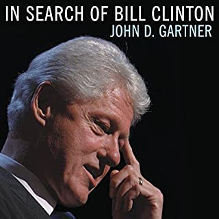 In Search of Bill Clinton audiobook cover art