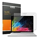 【2枚入り】MEGOO Surface Book 2 液晶用保護フィルム, 高透過率, スクラッチ防止, 簡単取付, Microsoft Surface Book 2017/2018(13.5 インチ対応)