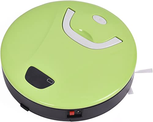 2021 Giantex Green Smart Cleaning Robotic Automatic sale Floor Cleaner Sweeper High-Tech outlet sale W/Handle online