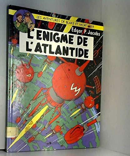 Les aventures de Blake et Mortimer Tome 7 L'énigme de l'Atlantide